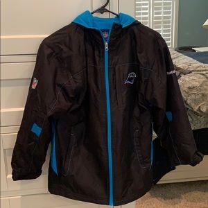 Reebok Carolina Panthers Youth coat